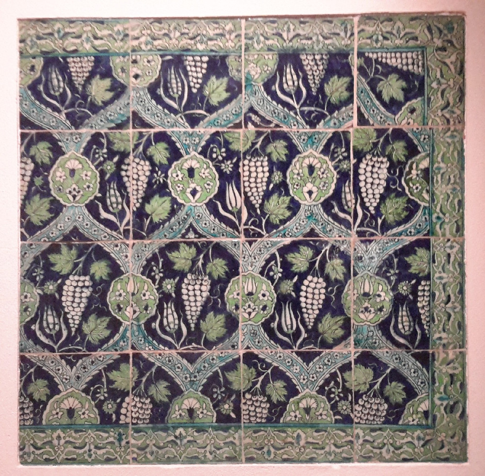 Middle east tile art