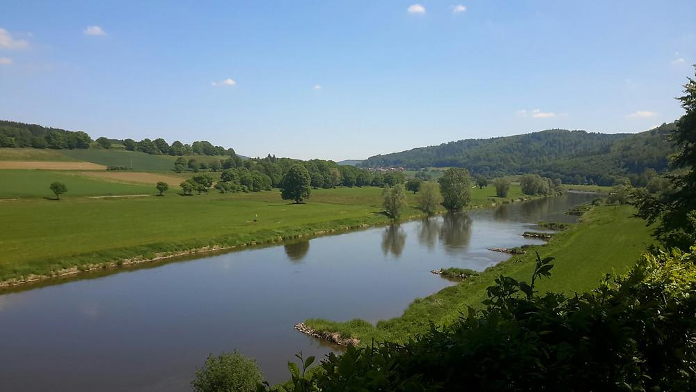 Werra River