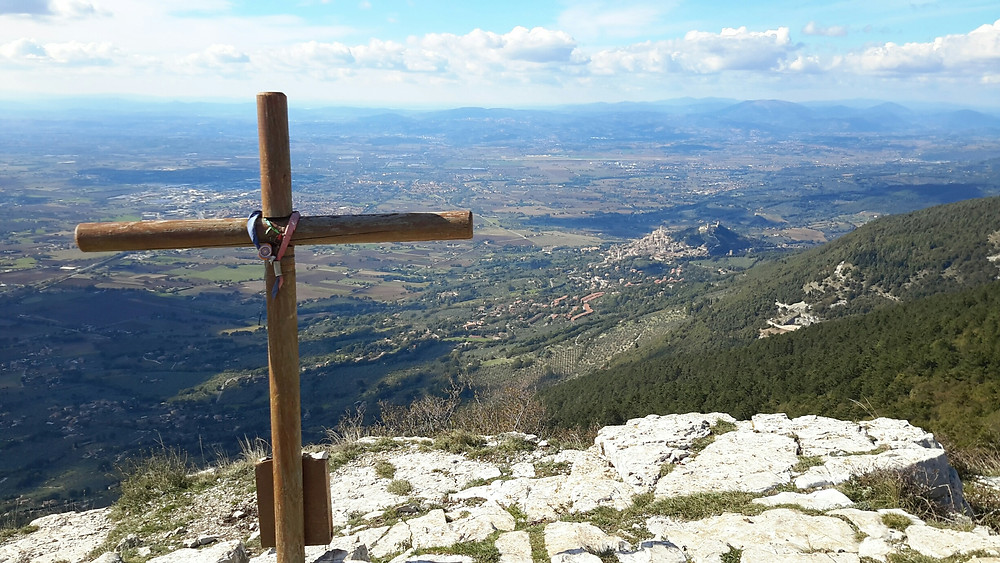 View to Assisi