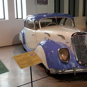 Art and Automobiles in Malaga