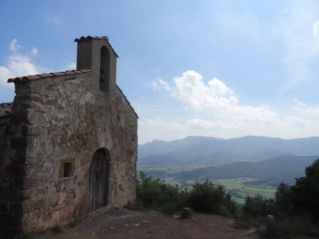 Sant Julia del Mont church