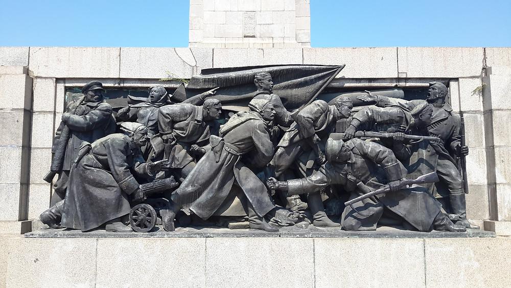 War Memorial Sculpture