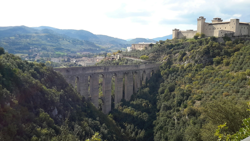 Viaduct at Spoleto