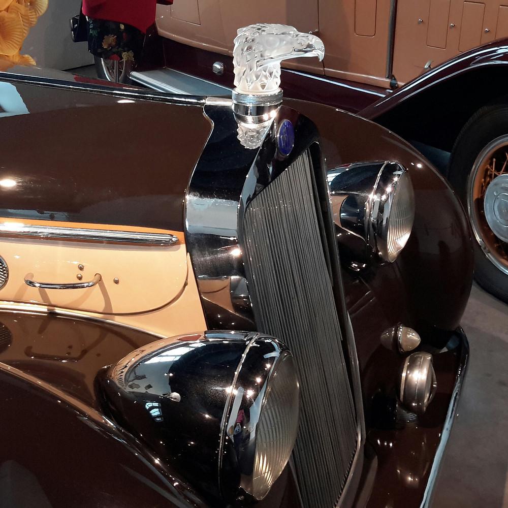 Lalique radiator cap