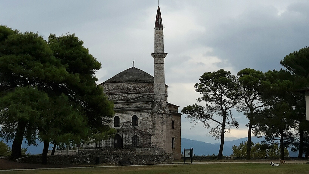 Ali Pasha mosque Ioannina Greece