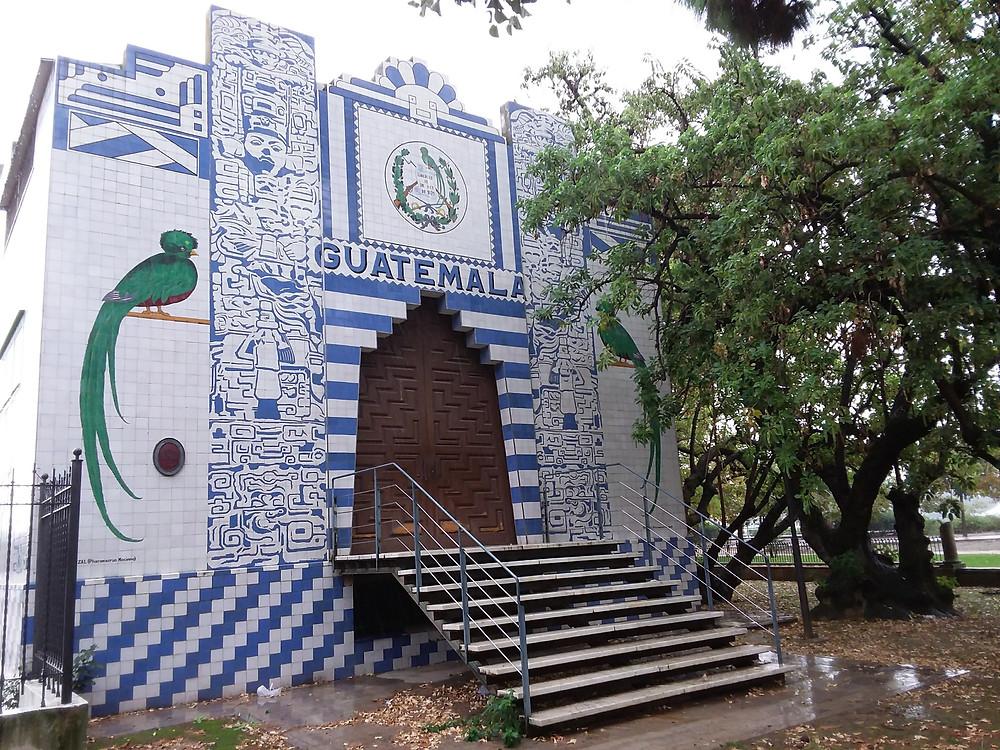 Guatamala Pavilion