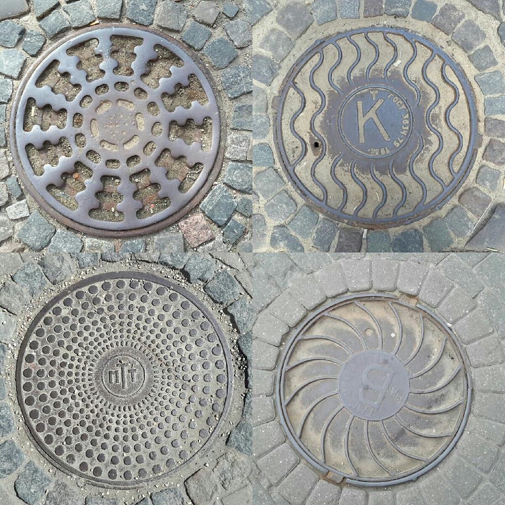 Riga Manhole Covers