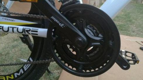 Futurebikes pedales metálicos