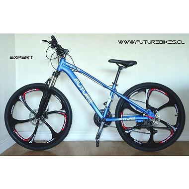 Futurebikes bicicletas mountainbike llantas aluminio magnesio