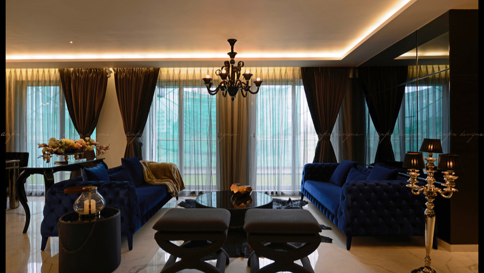 Show Flat Designing Services