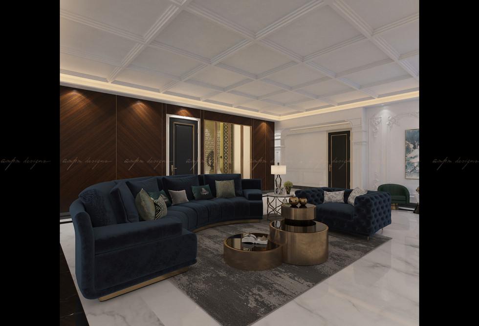 luxury residential interior designers