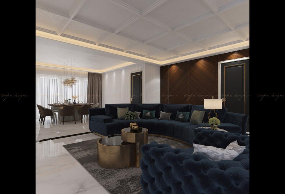 luxury residential designing