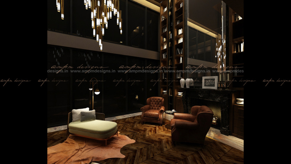 Clubhouse Interior Designing firm
