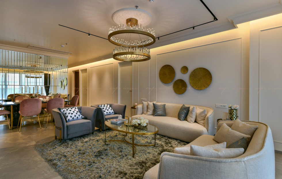 Luxury Residential Interior Designing firms