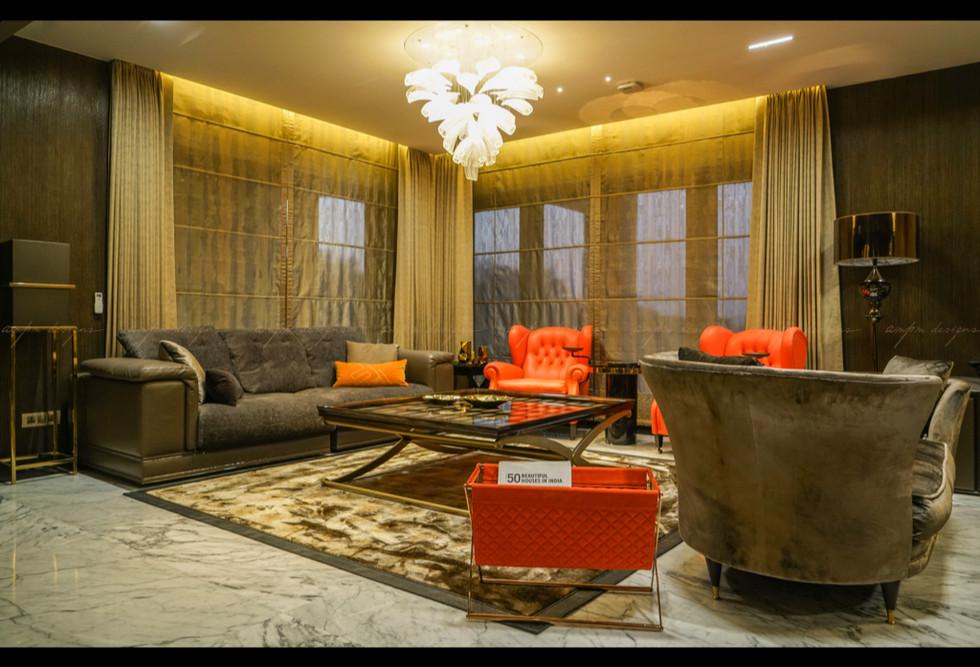 ultra luxury Interior Designers