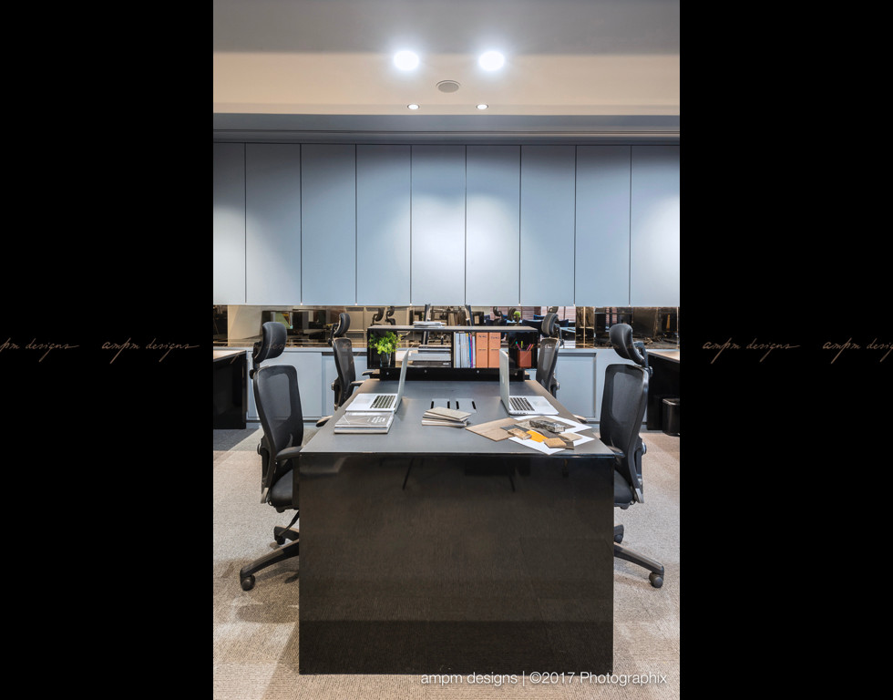 modern luxury office interior designers