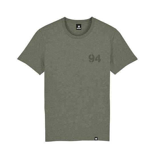 MTN / 94, Green Marl t-shirt