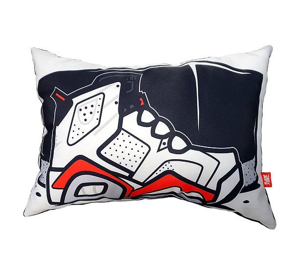 Raw Inc / Jordan 6 45x35cm cushions