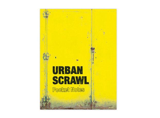 Urban Scrawl Notebook / A5 Pocket Edition