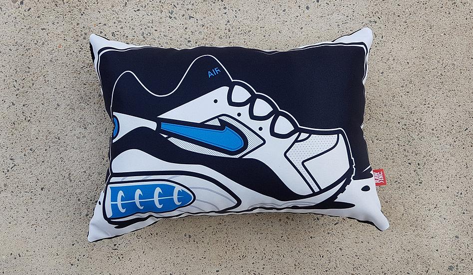 Raw / Kicks wht.blk.blu AM93 Cushion