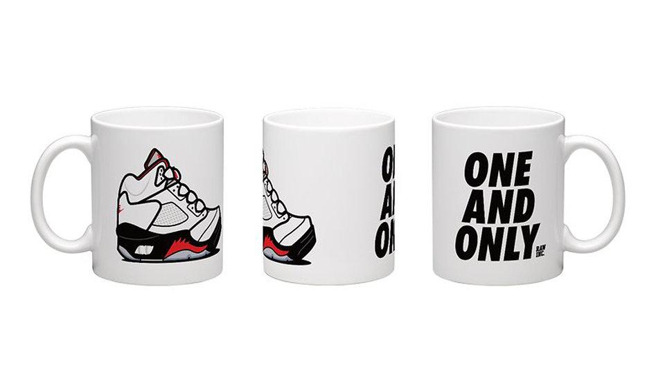 Raw / Jordan 5 Mug