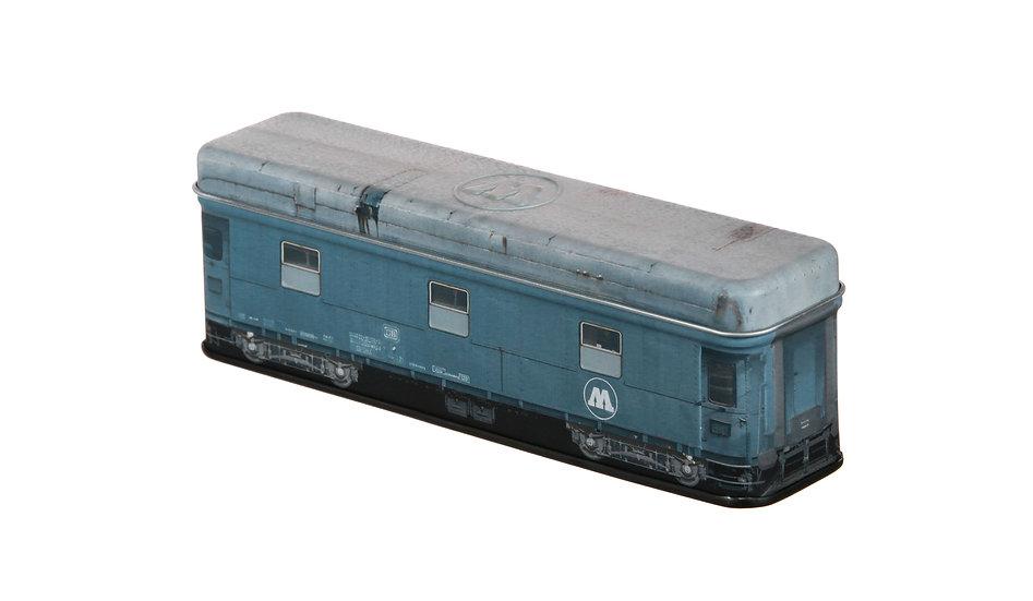 Molotow / Steel train box