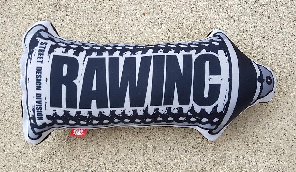 Raw / Kobra Spray Can 43cm Cushions