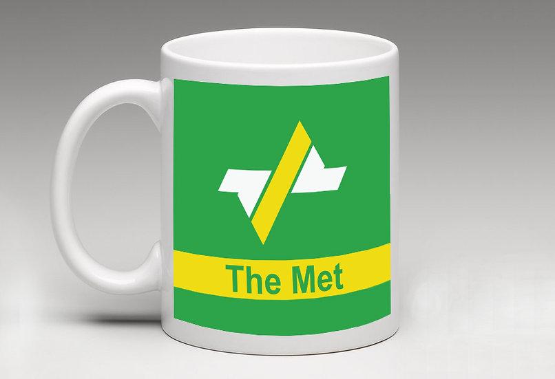 Raw / Classic VIC Railway The Met 02 Mug