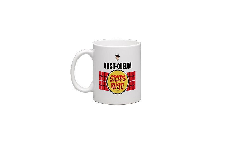 Raw / Classic Rustoleum Mug