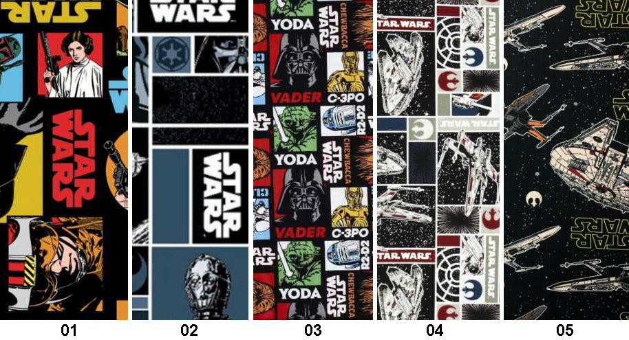 Raw Inc Licensed Star Wars Cushions