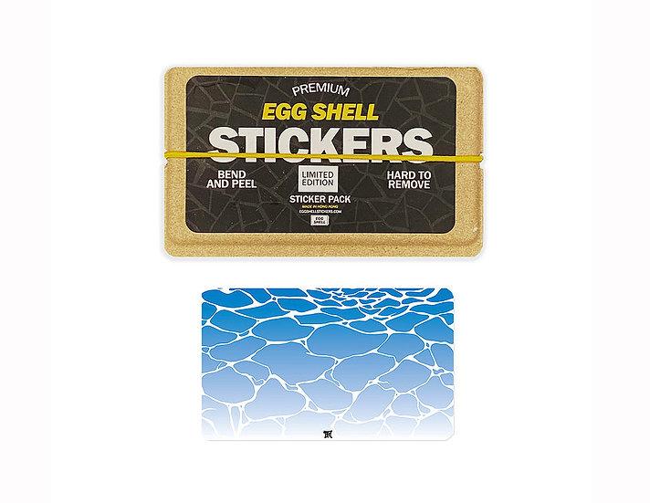 Egg Shell / Ripple LE Blanks 50pcs