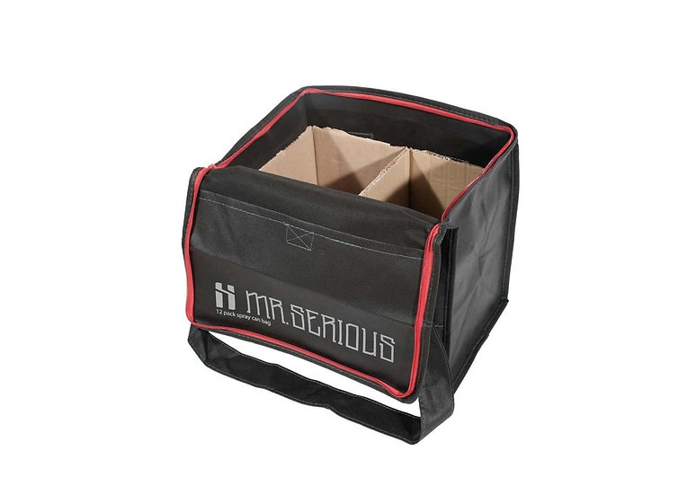 Mr.Serious / 12 Can Storage Bag
