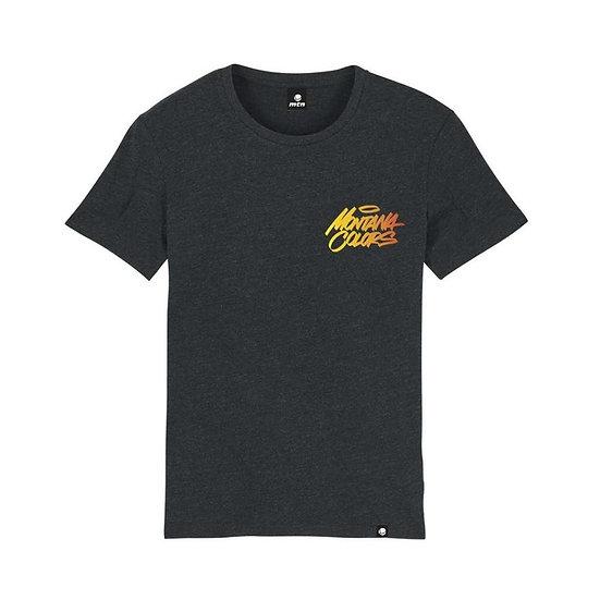 MTN / Handstyle, Dark Grey t-shirt