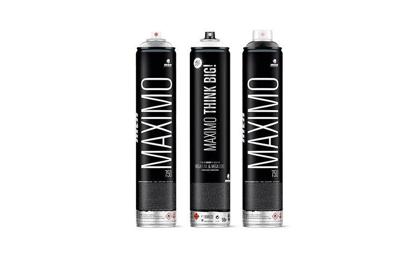 MTN / Maximo XXXL Spray 750ml Paint