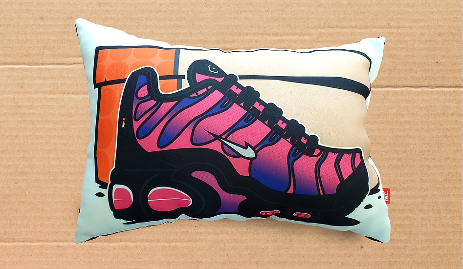 Raw Inc / TN Fireberry 45x35cm cushions
