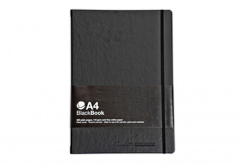 MTN / A4 marker black book