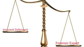 The Eminence of an Incompetent Forensic Expert Versus the Innocence of the Defendant
