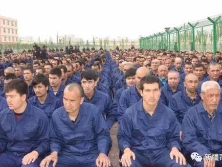 The Uighurs in China