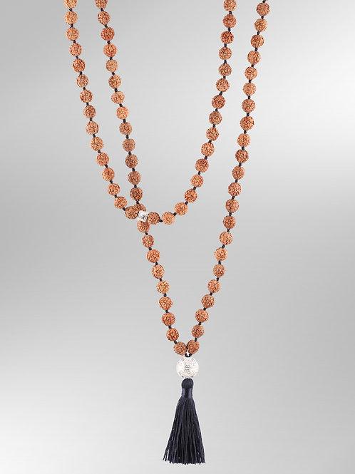 SADHU BLACK  náhrdelník