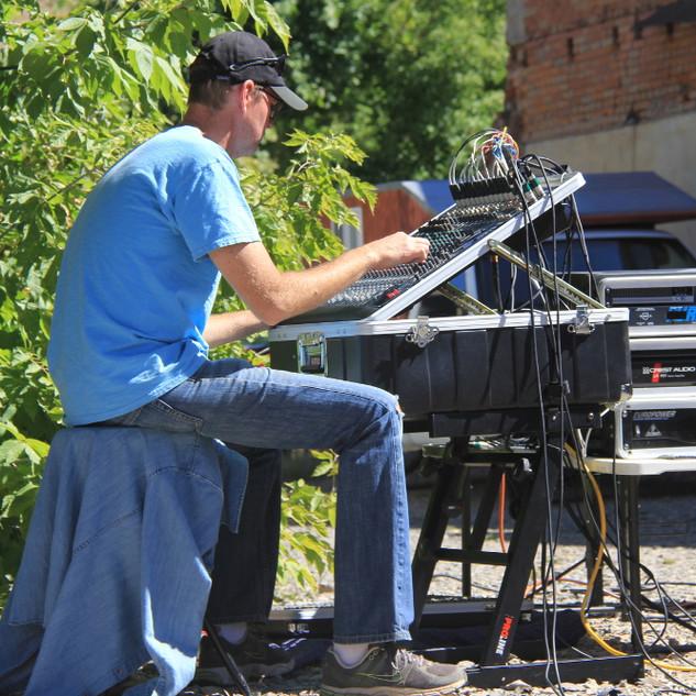 Sean Mixing