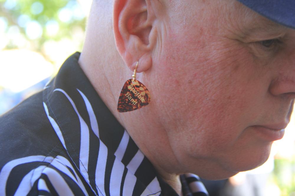 Jeff's Earring