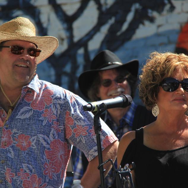 Eric and Karen