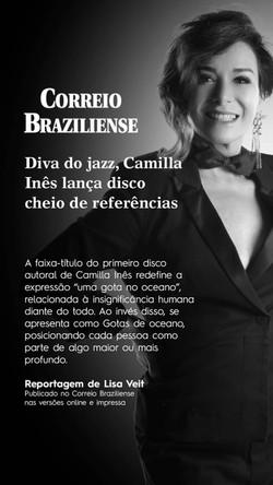 Camilla Ines Correio Braziliense 2021