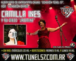 Camilla Ines Radio da Argentina