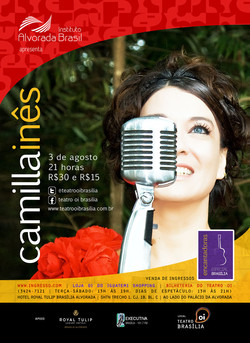 Camilla Ines Teatro Oi Brasilia