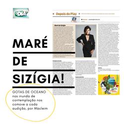 Camilla Inês Jornal O Dia Alagoas 2012
