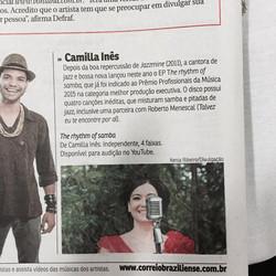 Camilla Ines Revista Veja 2015