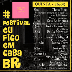 Camilla Ines Festival Euficoemcasa2 Camilla Ines mar.