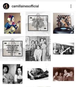 Camilla Ines Ary Barroso Music Fev.2020