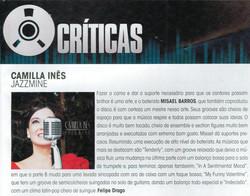 Camilla Ines Revista ModernDrummer